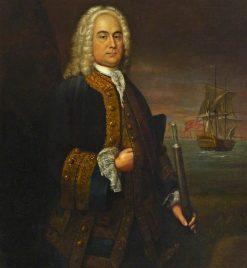 Commodore Curtis Barnett | John Ellys | Oil Painting