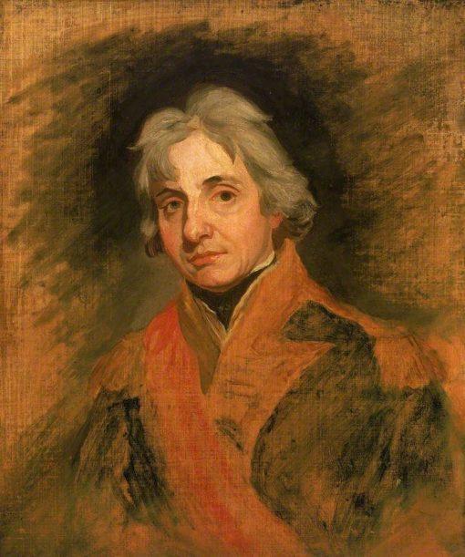 Rear-Admiral Sir Horatio Nelson (1758-1805)   John Hoppner   Oil Painting