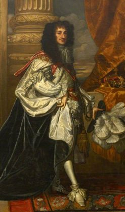 Charles II | Peter Lely | Oil Painting