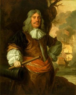 Cornelis Tromp | Peter Lely | Oil Painting