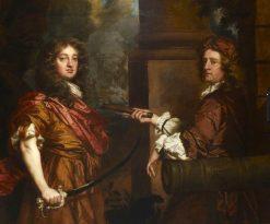 Sir Frescheville Holles (1641-1672)