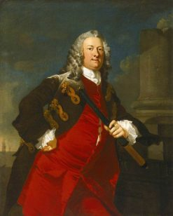 Commodore Thomas Smith (1707-1762) | Richard Wilson