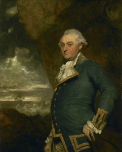 Captain John Gell | Sir Joshua Reynolds | Oil Painting