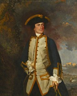 Commodore the Honourable Augustus Keppel | Sir Joshua Reynolds | Oil Painting