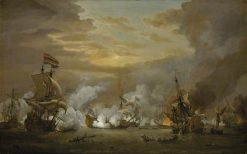 The Battle of the Texel