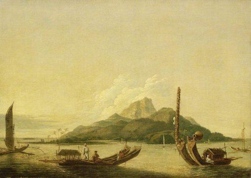 Tahiti | William Hodges | Oil Painting