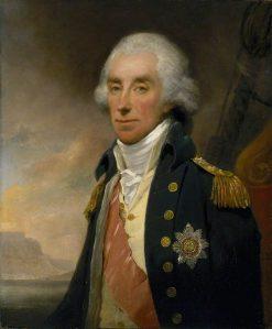 Admiral Lord George Keith Elphinstone (1746-1823)