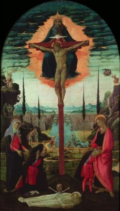 Votive Altarpiece: the Trinity