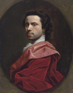 Self-Portrait | Allan Ramsay | Oil Painting