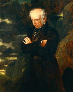 William Wordsworth | Benjamin Robert Haydon | Oil Painting