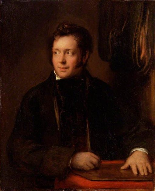Abraham Raimbach | David Wilkie | Oil Painting