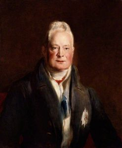 King William IV | David Wilkie | Oil Painting