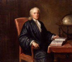 Isaac Newton | Enoch Seeman the Younger | Oil Painting
