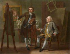 Francis Hayman: Grosvenor Bedford   Francis Hayman   Oil Painting