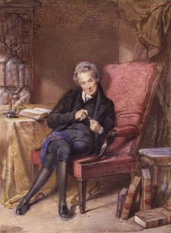 William Wilberforce | George Richmond | Oil Painting