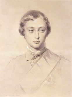 King Edward VII | George Richmond | Oil Painting