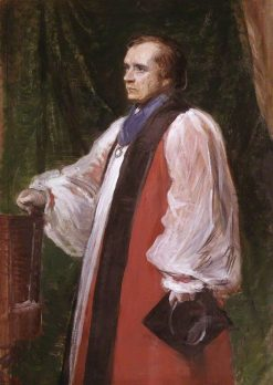 Samuel Wilberforce   George Richmond   Oil Painting
