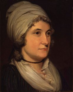 Anne Flaxman (née Denman) | Henry Howard | Oil Painting