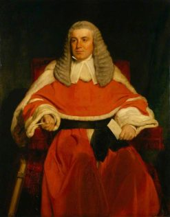 Sir Thomas Noon Talfourd | Henry William Pickersgill | Oil Painting