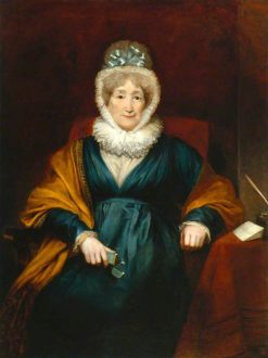 Hannah More | Henry William Pickersgill | Oil Painting