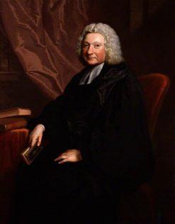 Henry Stebbing | Joseph Highmore | Oil Painting
