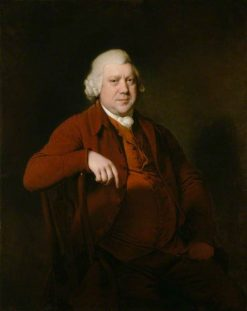 Sir Richard Arkwright (1732-1792) | Joseph Wright of Derby | Oil Painting