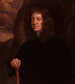 Sir Henry Blount | Peter Lely | Oil Painting