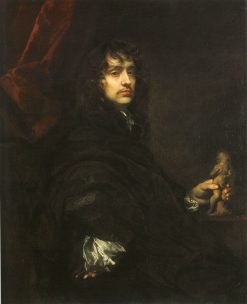 Self-Portrait | Peter Lely | Oil Painting