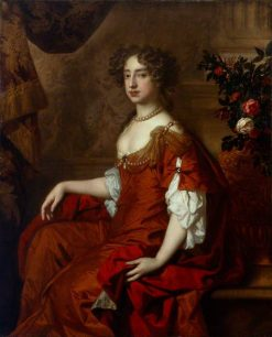 Queen Mary II | Peter Lely | Oil Painting