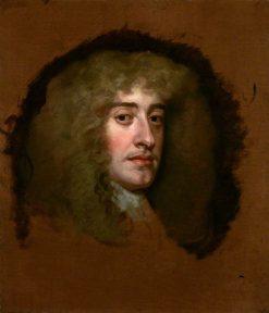 King James II | Peter Lely | Oil Painting
