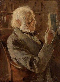 William Ewart Gladstone | Pierre Troubetzkoy | Oil Painting
