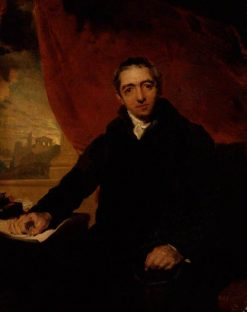 Thomas Taylor (copy after Thomas Lawrence)   Richard Evans   Oil Painting