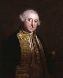 Edward Boscawen | Sir Joshua Reynolds | Oil Painting