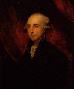 Hon. William Windham (Politician) | Sir Joshua Reynolds | Oil Painting