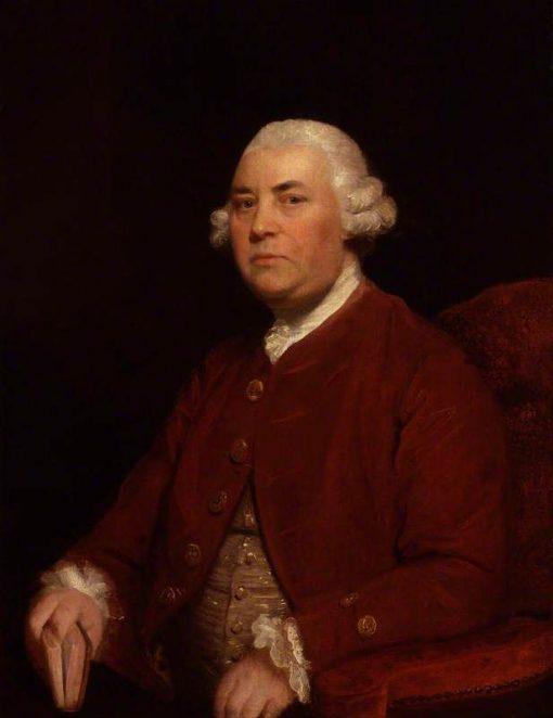 William Strahan | Sir Joshua Reynolds | Oil Painting