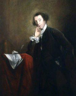 Horace Walpole | Sir Joshua Reynolds | Oil Painting