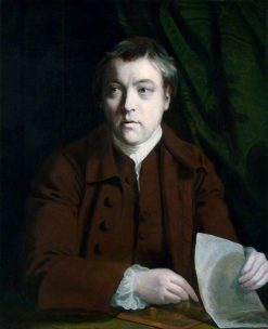 James Macardell | Sir Joshua Reynolds | Oil Painting