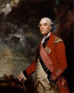 Sir William Fawcett | Sir Joshua Reynolds | Oil Painting