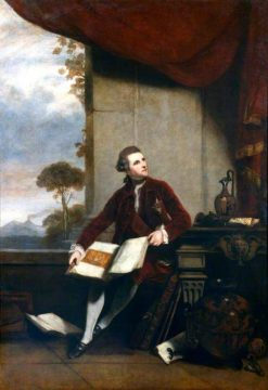 Sir William Hamilton | Sir Joshua Reynolds | Oil Painting