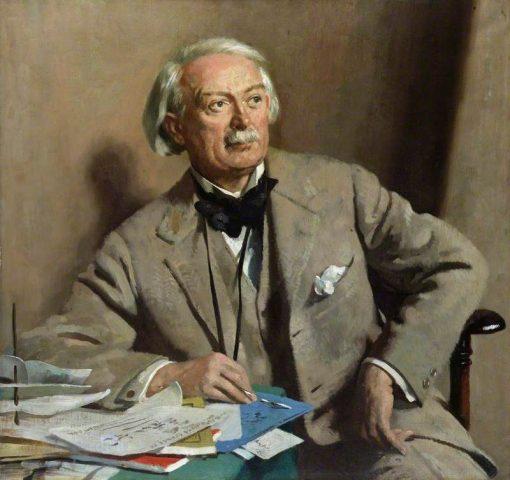 David Lloyd George (1863-1945)