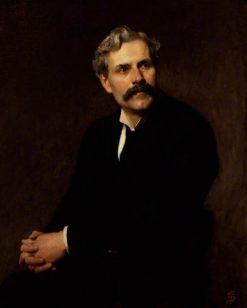 Ramsay MacDonald | Solomon Joseph Solomon | Oil Painting