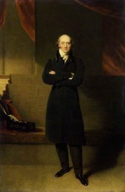 George Canning | Thomas Lawrence | Oil Painting