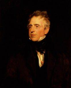 John Fawcett | Thomas Lawrence | Oil Painting