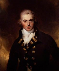 Sir Graham Moore | Thomas Lawrence | Oil Painting