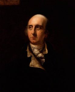 Hon. William Windham   Thomas Lawrence   Oil Painting