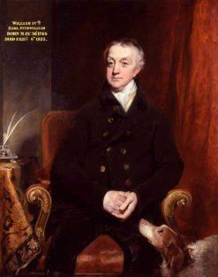 William Wentworth Fitzwilliam | William Owen | Oil Painting