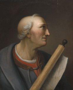 Amerigo Vespucci | Charles Willson Peale | Oil Painting