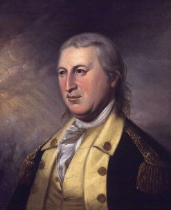 Horatio Gates (after Charles Willson Peale) | James Peale | Oil Painting