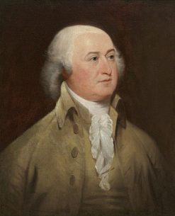 John Adams | John Trumbull | Oil Painting