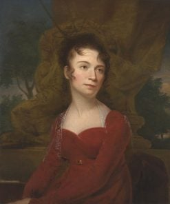 Juliana Westray Wood | Rembrandt Peale | Oil Painting